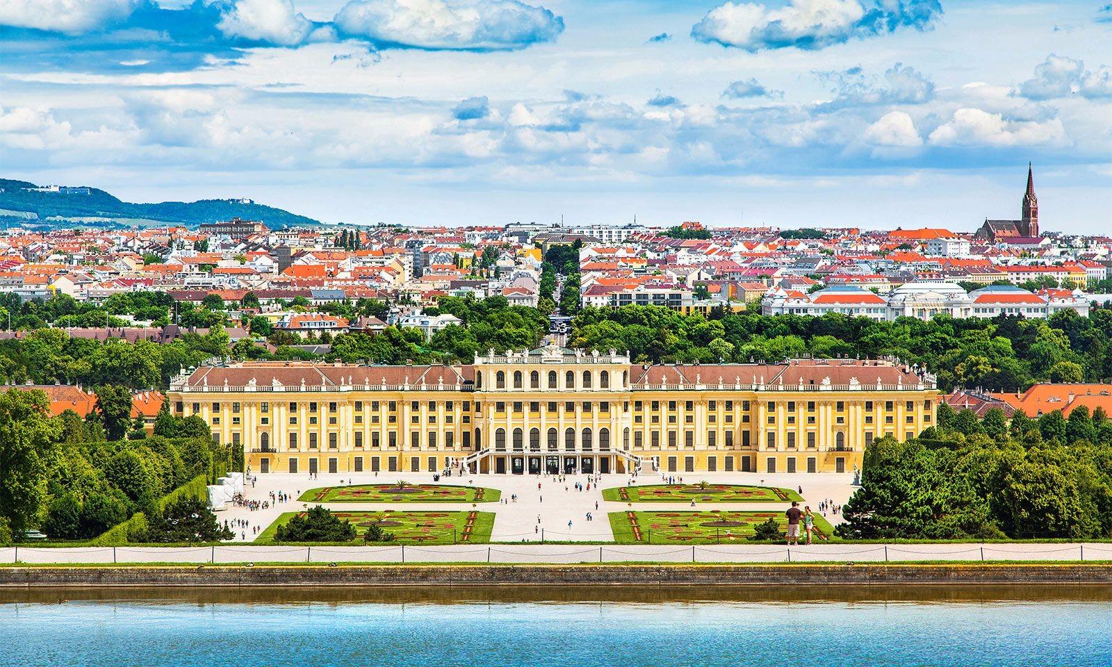 Esperienza a Vienna, Austria di Camilla