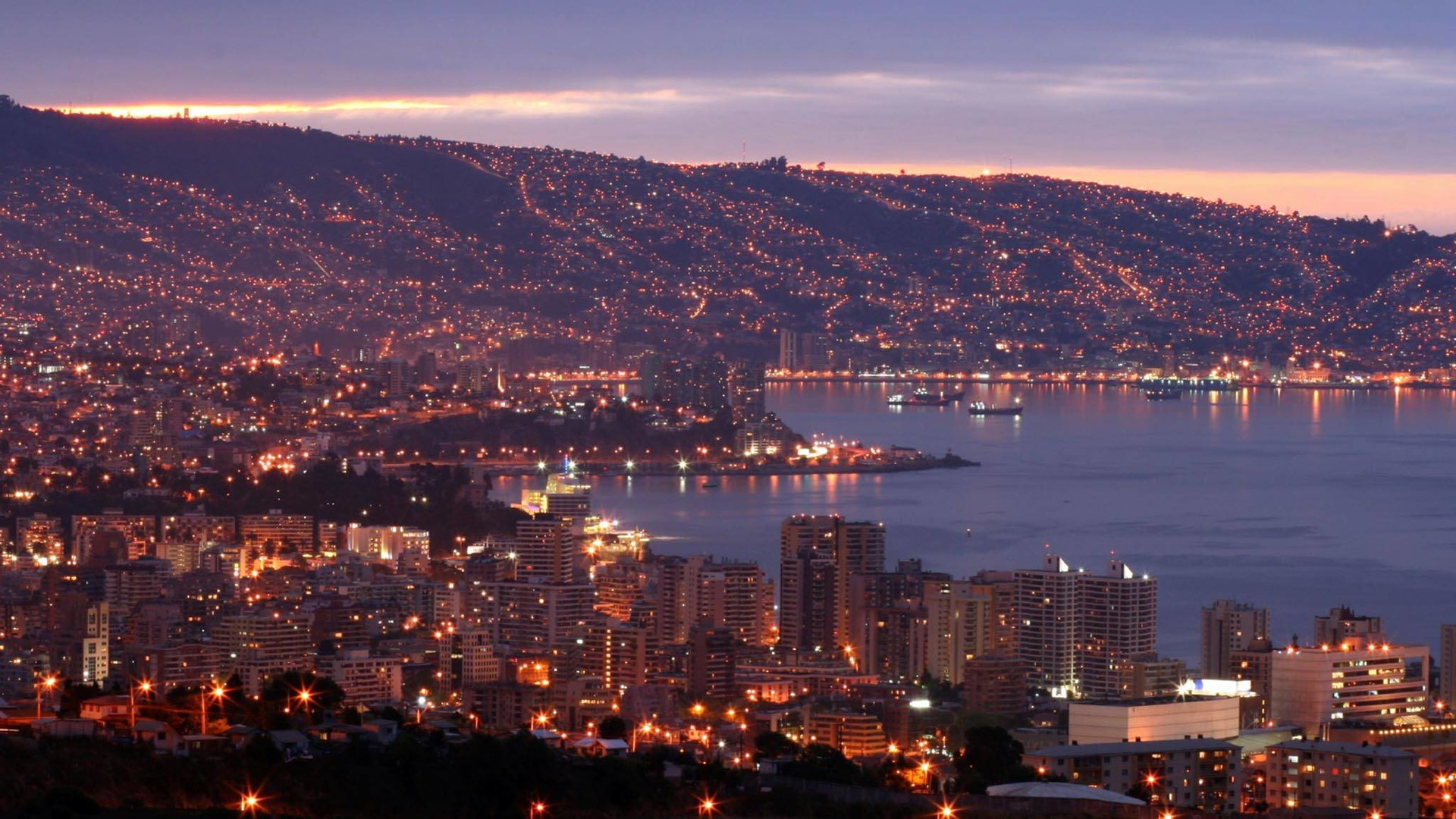 Esperienza a Viña del Mar, Chile di Javier