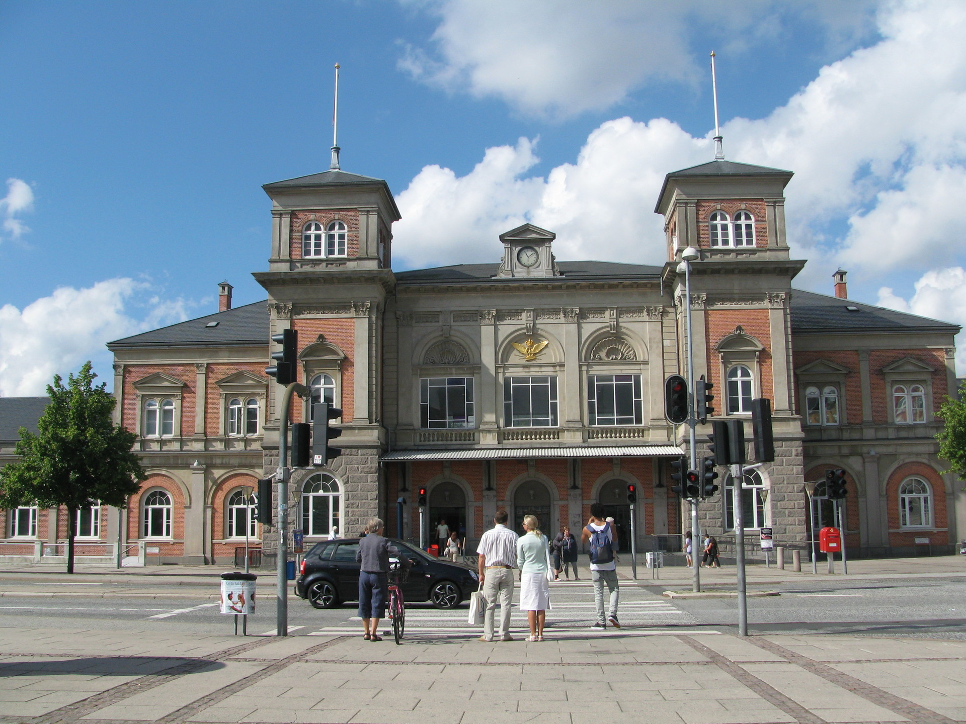 Esperienza a Aalborg, Danimarca, di Giulia