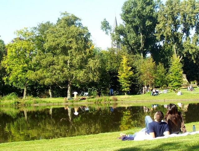Esperienza ad Amsterdam, Paesi Bassi, di Yvette