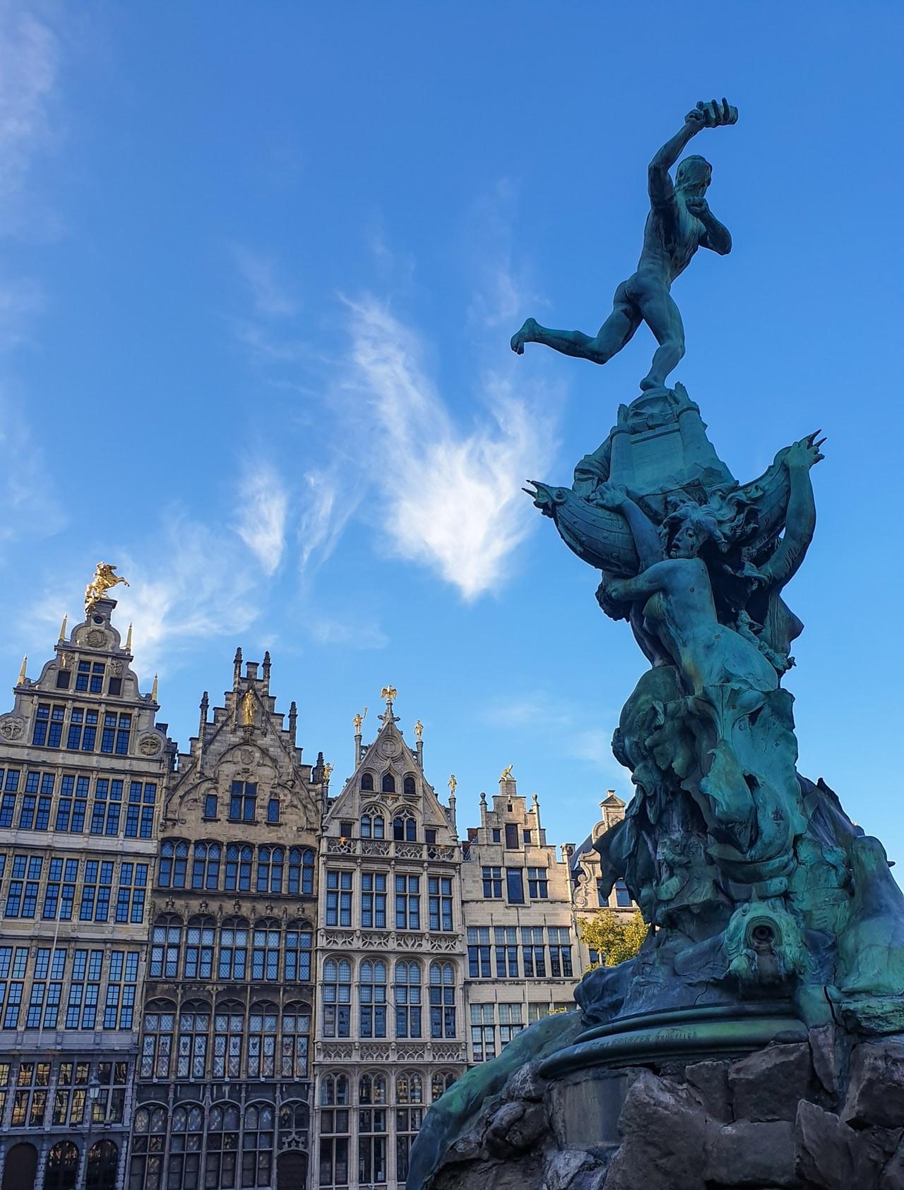 Esperienza ad Anversa, Belgio di Michael