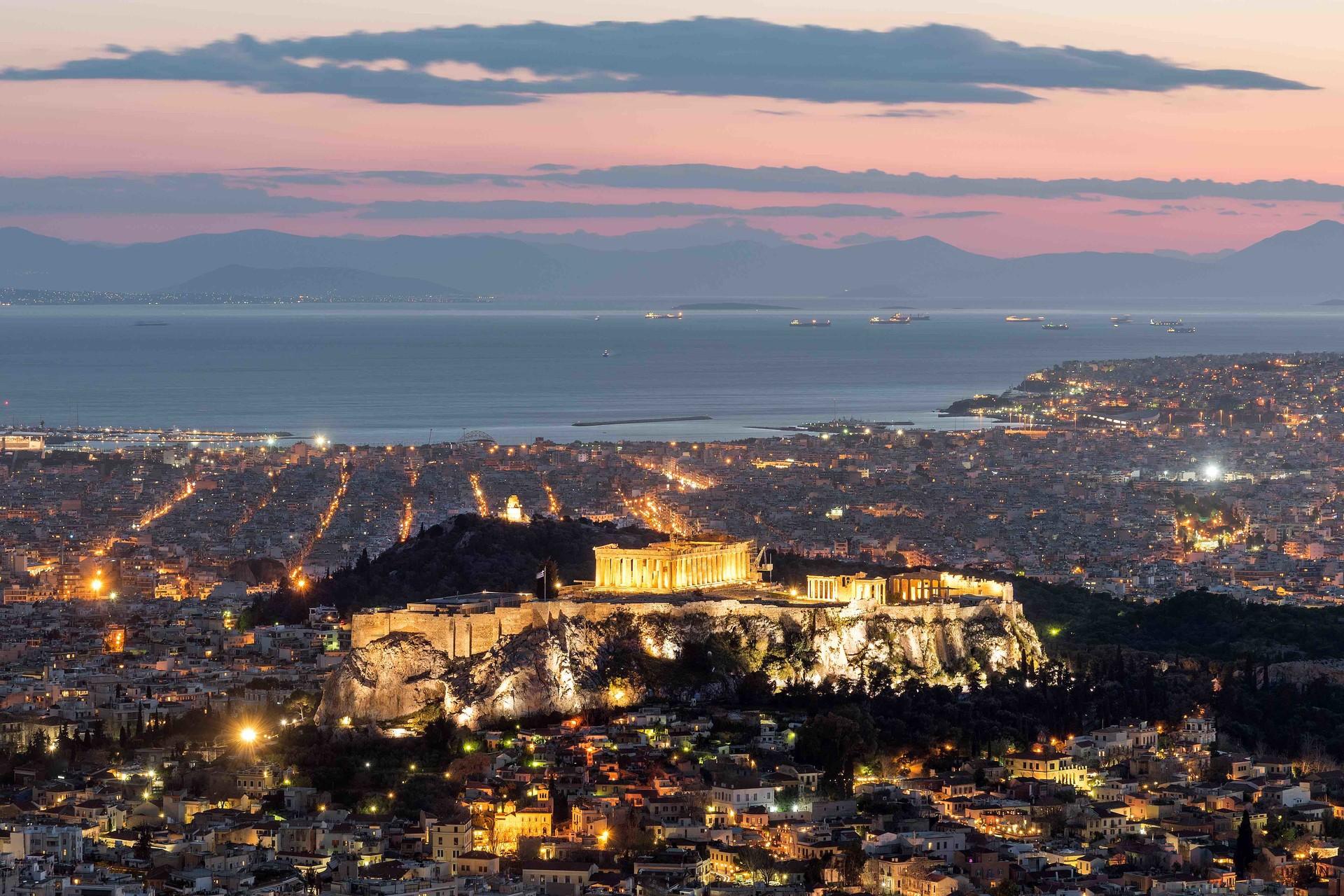 Esperienza ad Atene, Grecia, di Penny