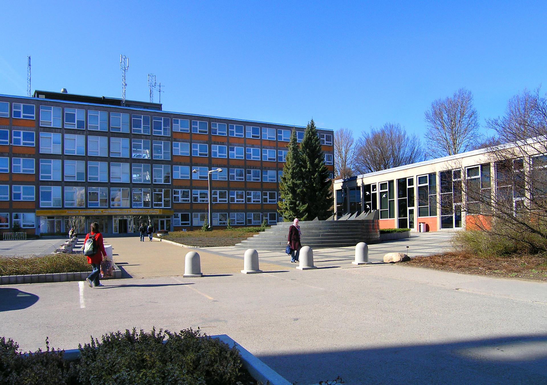 Esperienza alla Czech University of Life Sciences di Praga, Repubblica Ceca di Šimon