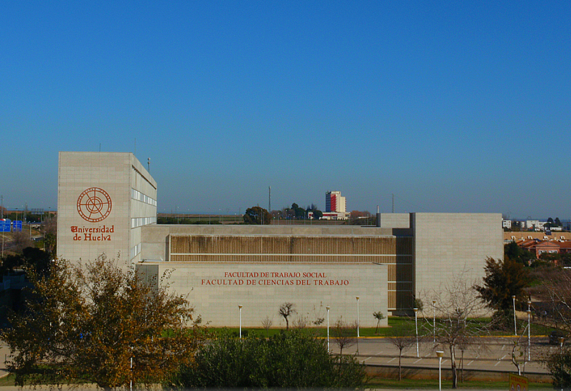Esperienza all'Università di Huelva, Spagna di Marine