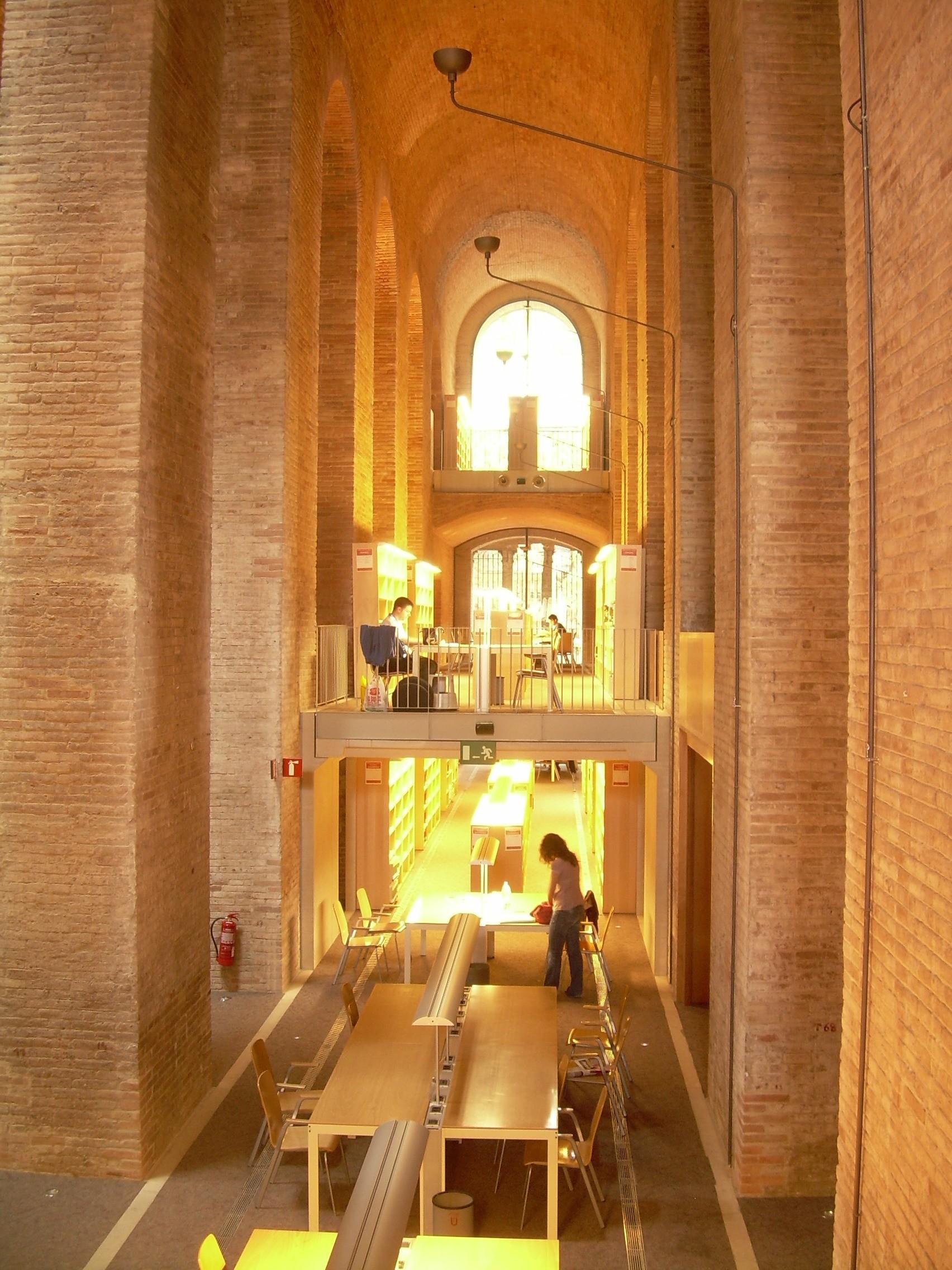 Esperienza all'Università Pompeu Fabra, Spagna, di Agustí