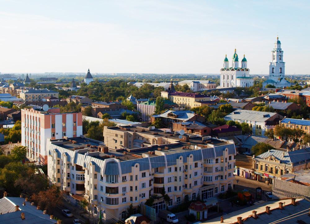 Esperienza all'Università Tecnica Statale, in Russia di Astrakhan, in Russia