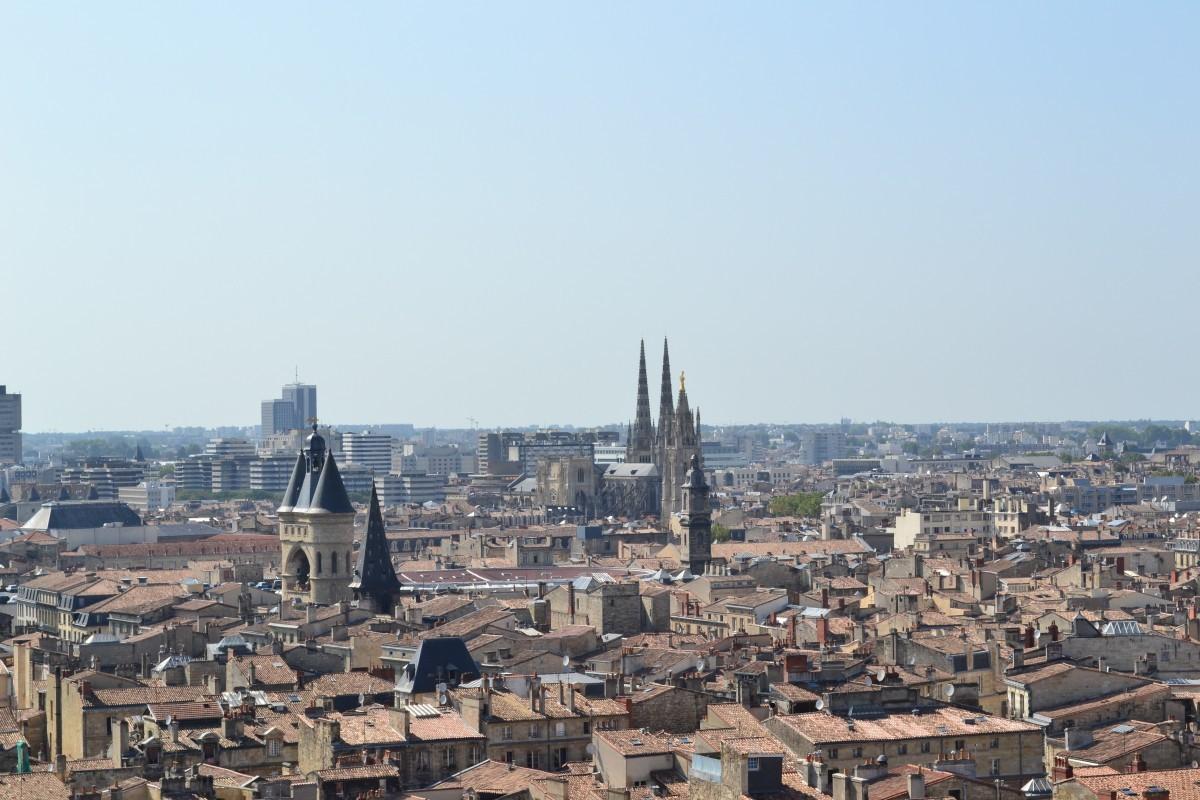 Esperienza a Bordeaux, Francia di Elénore