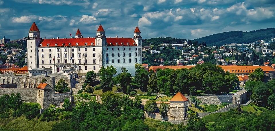 Esperienza a Bratislava, Slovacchia di Adriana