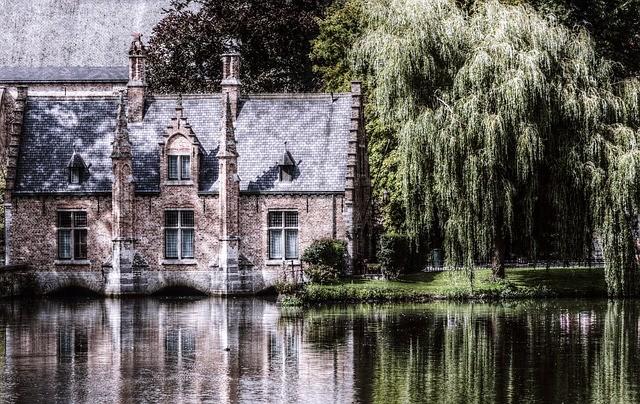 Esperienza a Bruges, Belgio, di Naomi