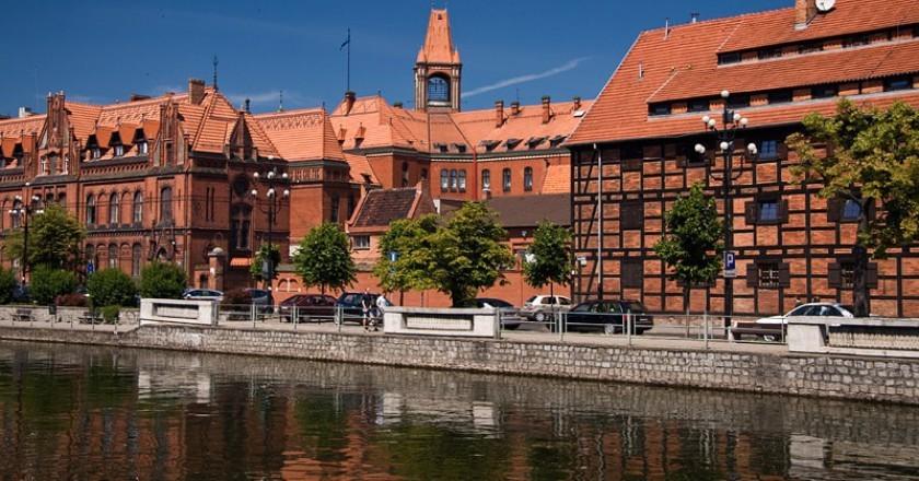 Esperienza a Bydgoszcz (Polonia), di Adam