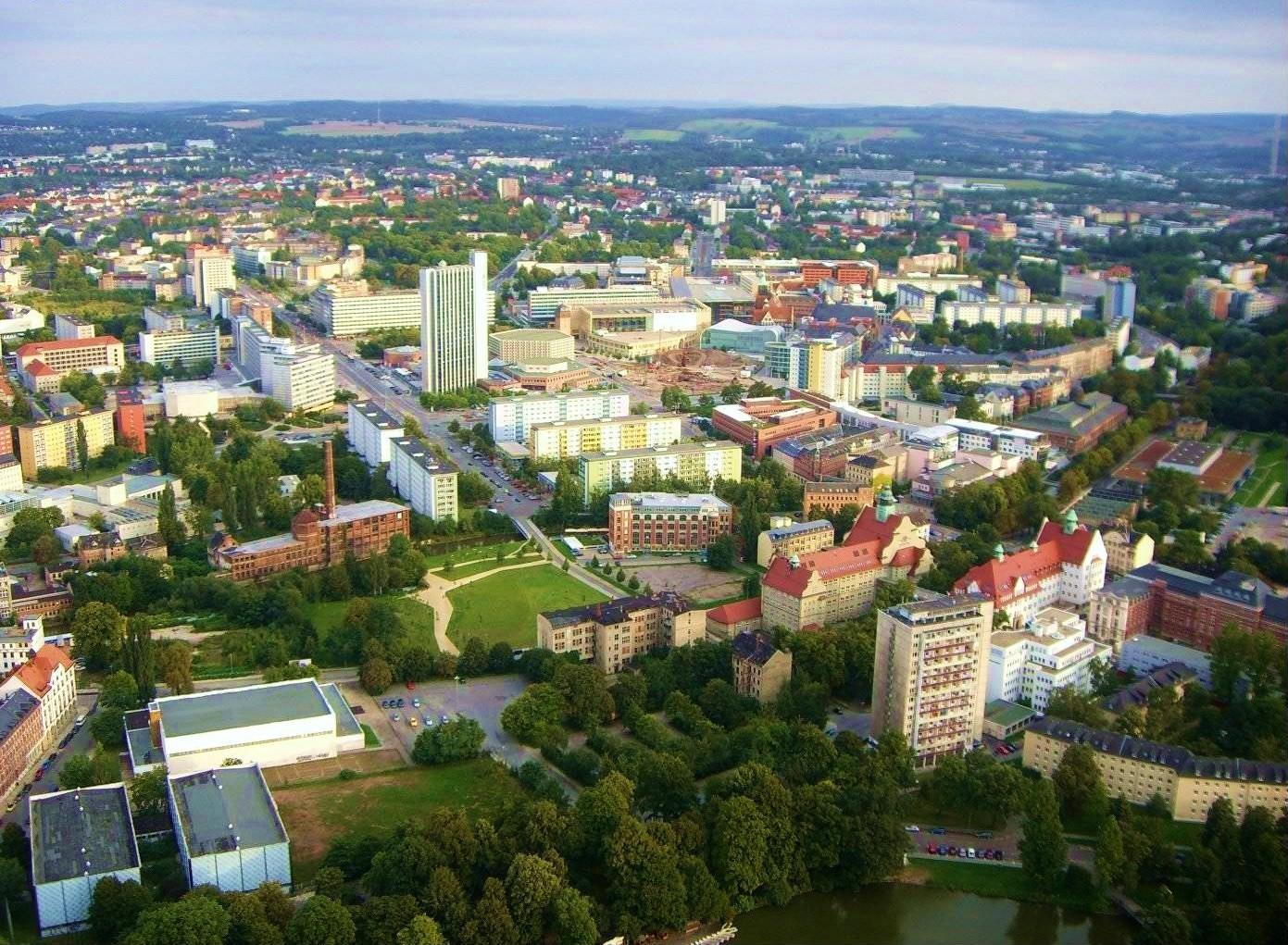 Esperienza a Chemnitz, Germania, di Sebastian