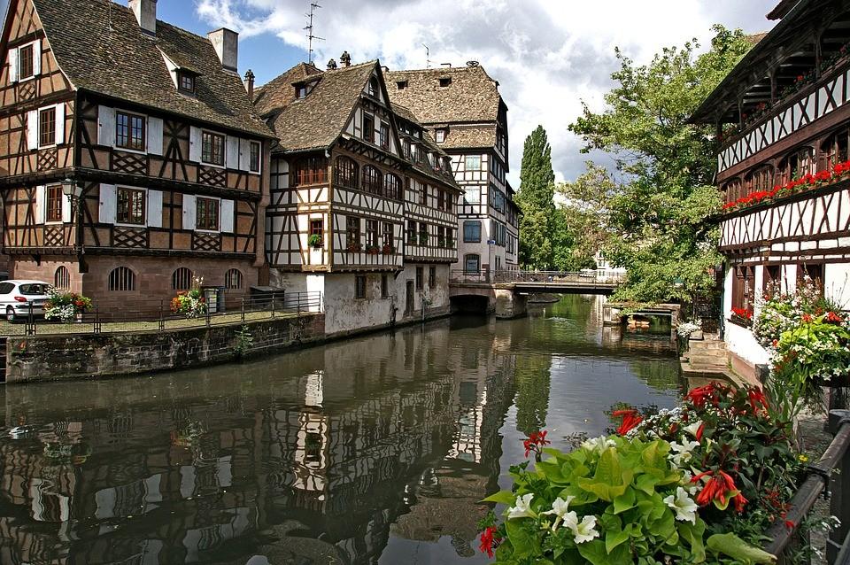 Esperienza di Alex a Strasburgo, Francia