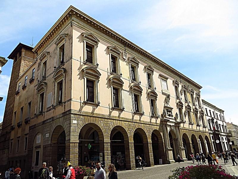 Esperienza di Eva all'Università degli Studi di Padova, Italia