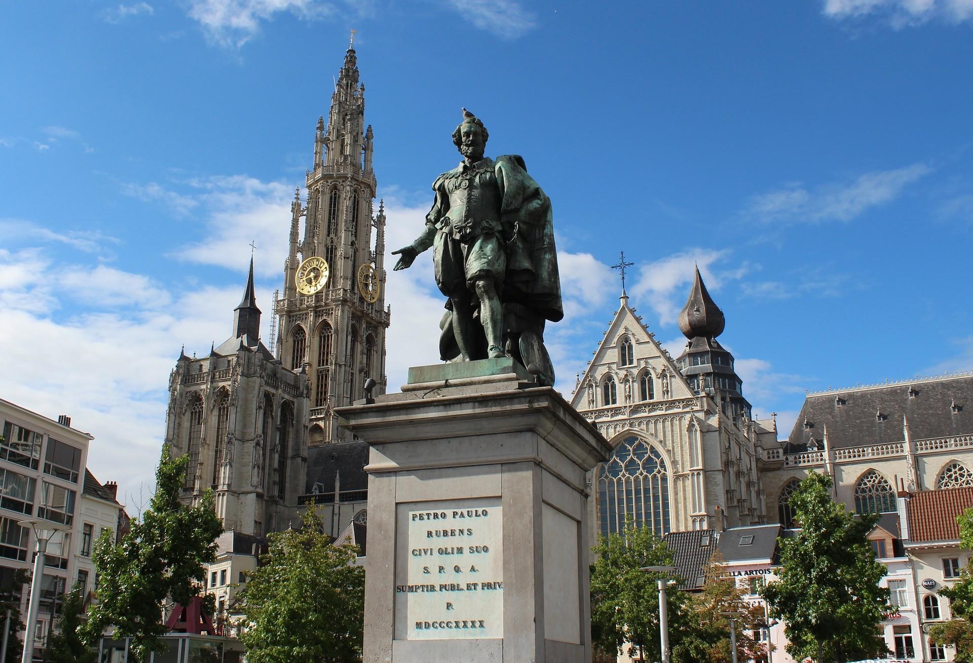 Esperienza di Jonah ad Anversa, Belgio