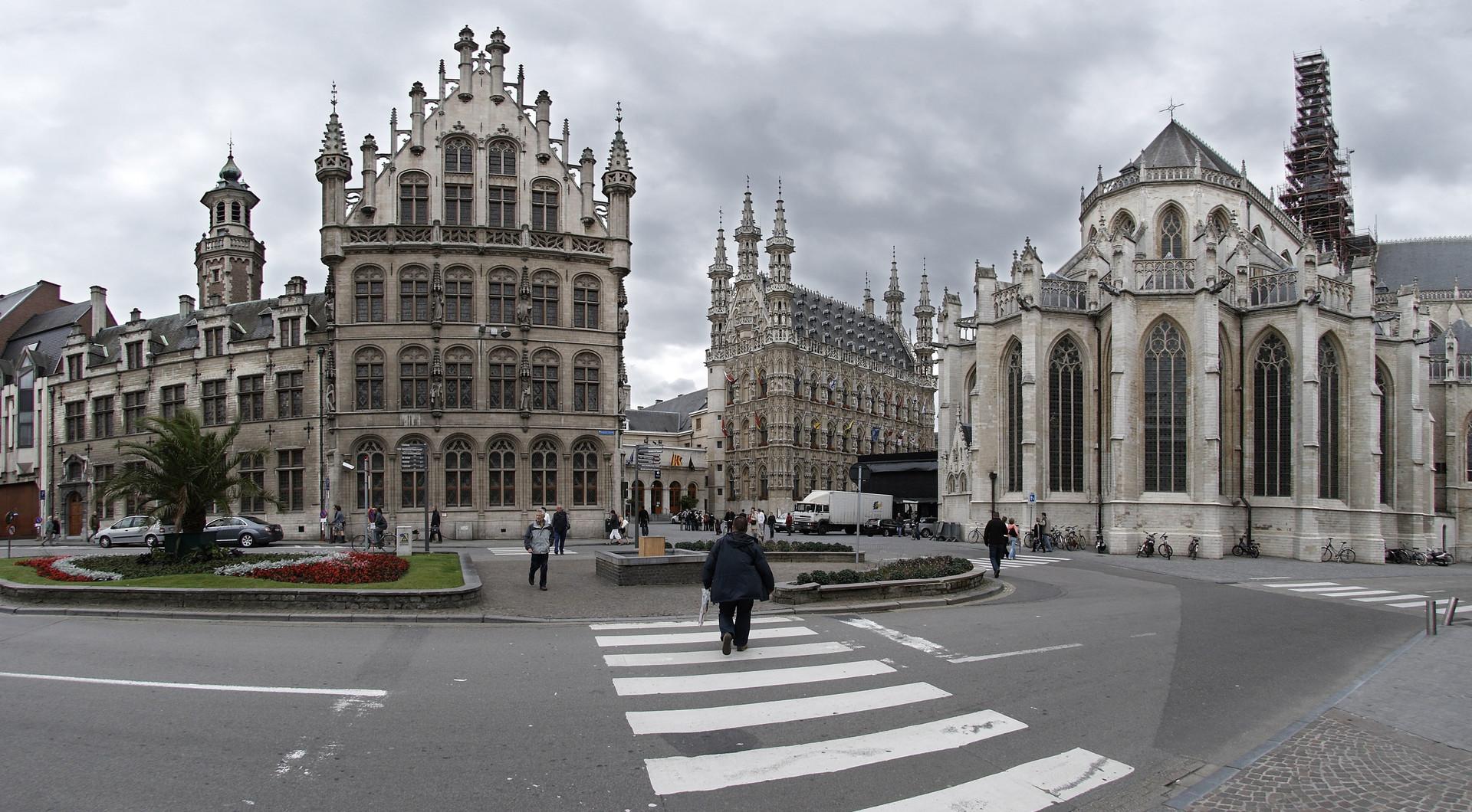 Esperienza di Marguerite all'Università Cattolica di Louvain, Belgio