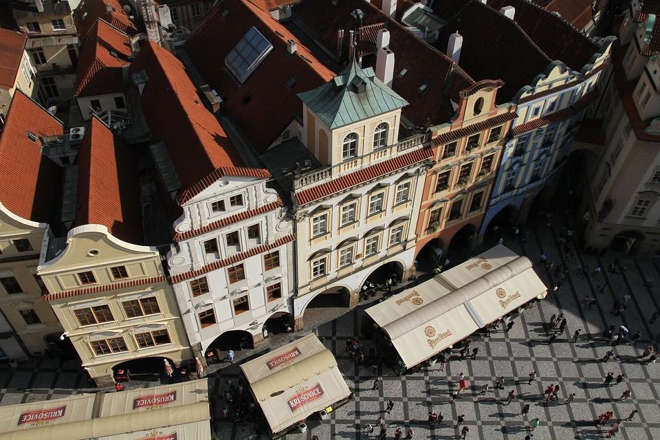 Esperienza di Mizanul a Praga, Repubblica Ceca