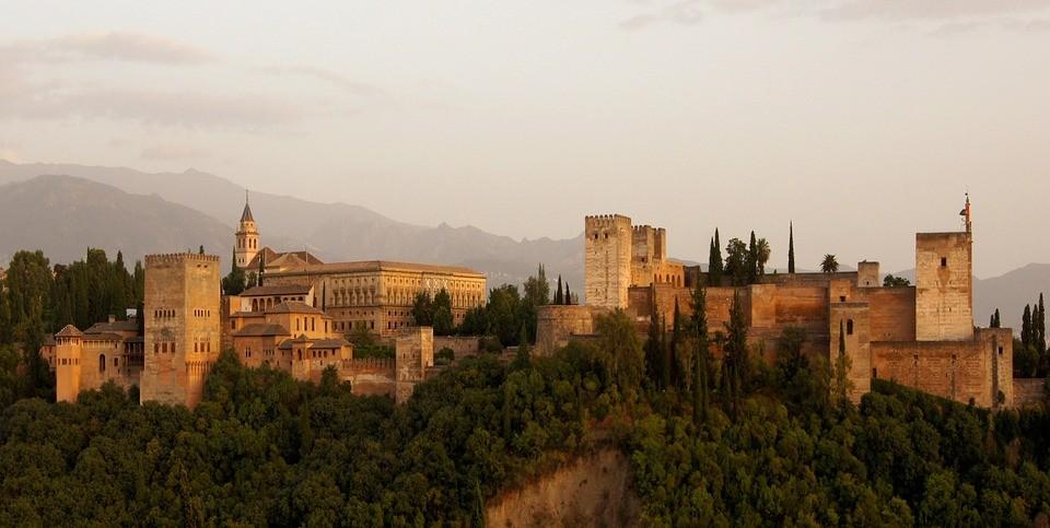 Esperienza di Sofia Morte a Granada, Spagna