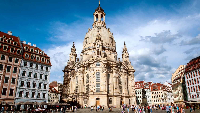Esperienza a Dresda, Germania, di Larissa