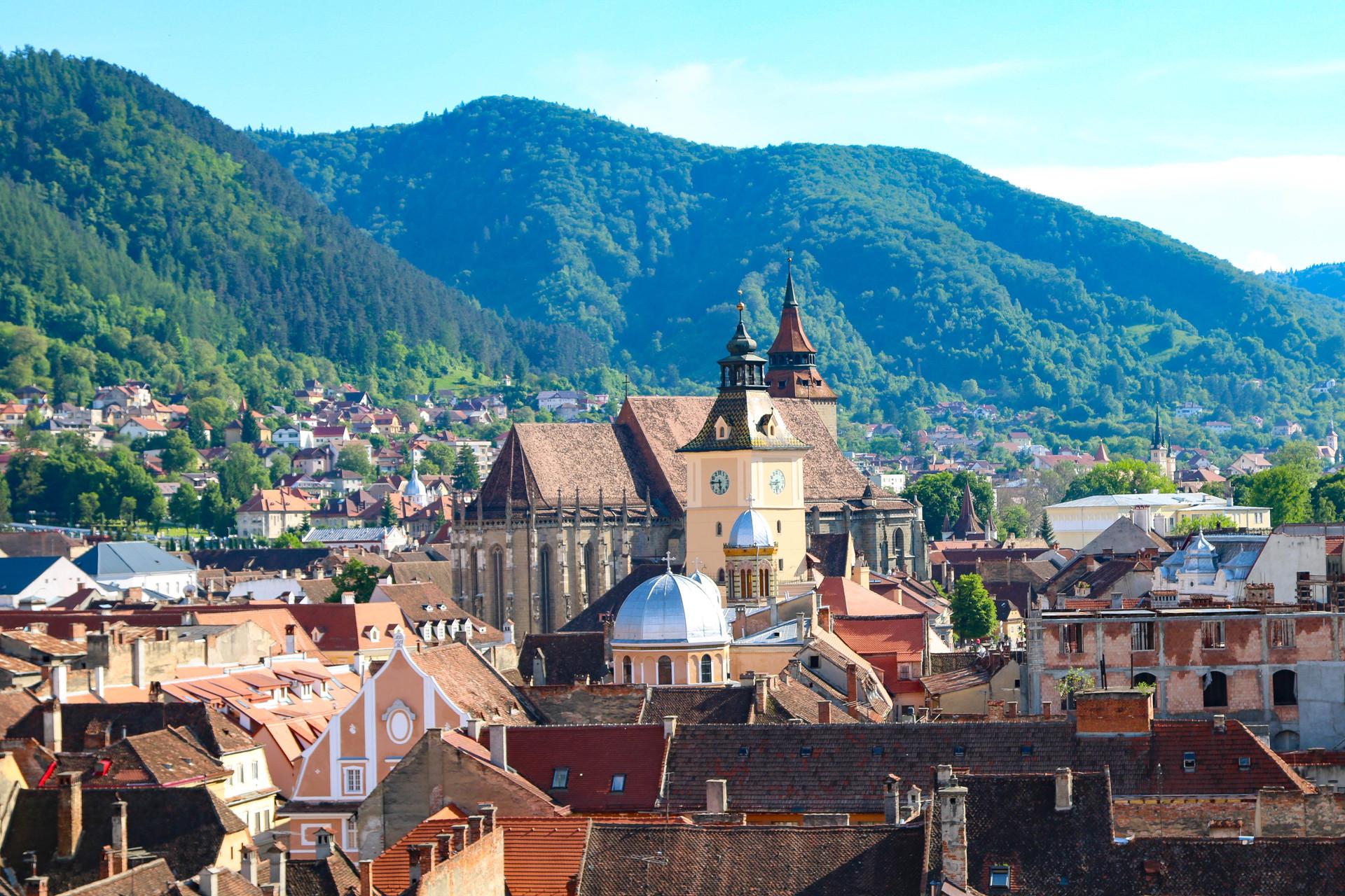 Esperienza Erasmus a Brasov, Romania di Carine