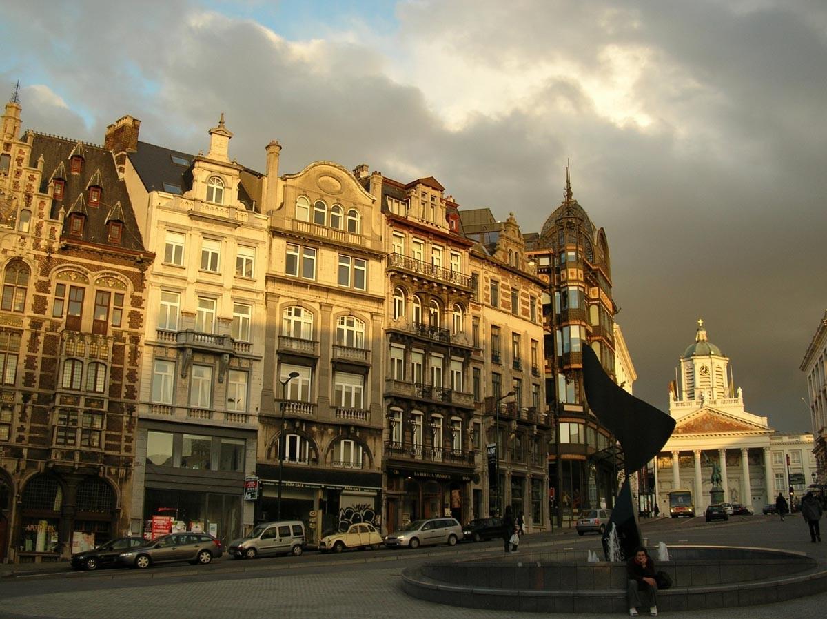 Esperienza Erasmus a Bruxelles, Belgio di Pinar