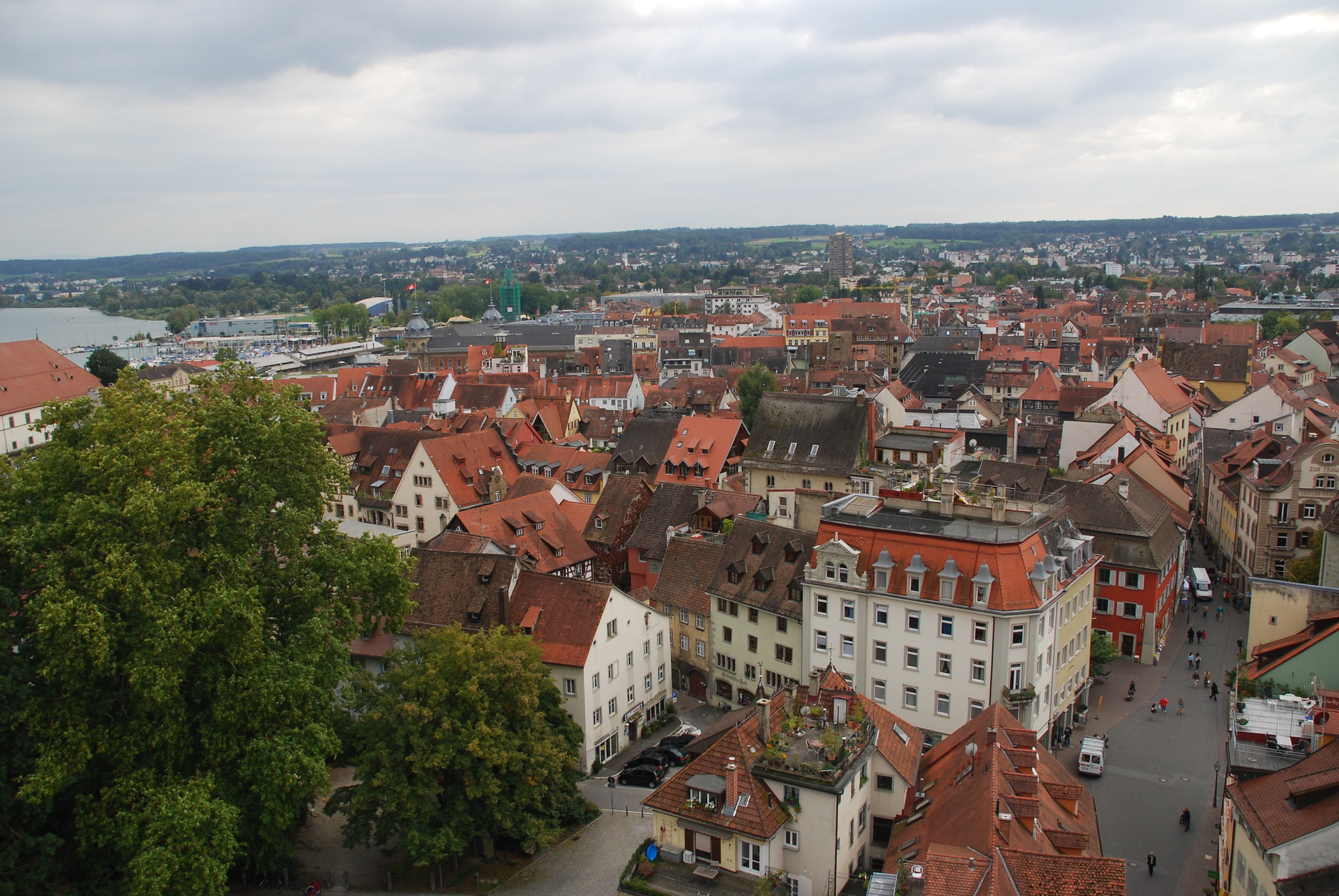 Esperienza Erasmus a Costanza (Germania), di Arthur