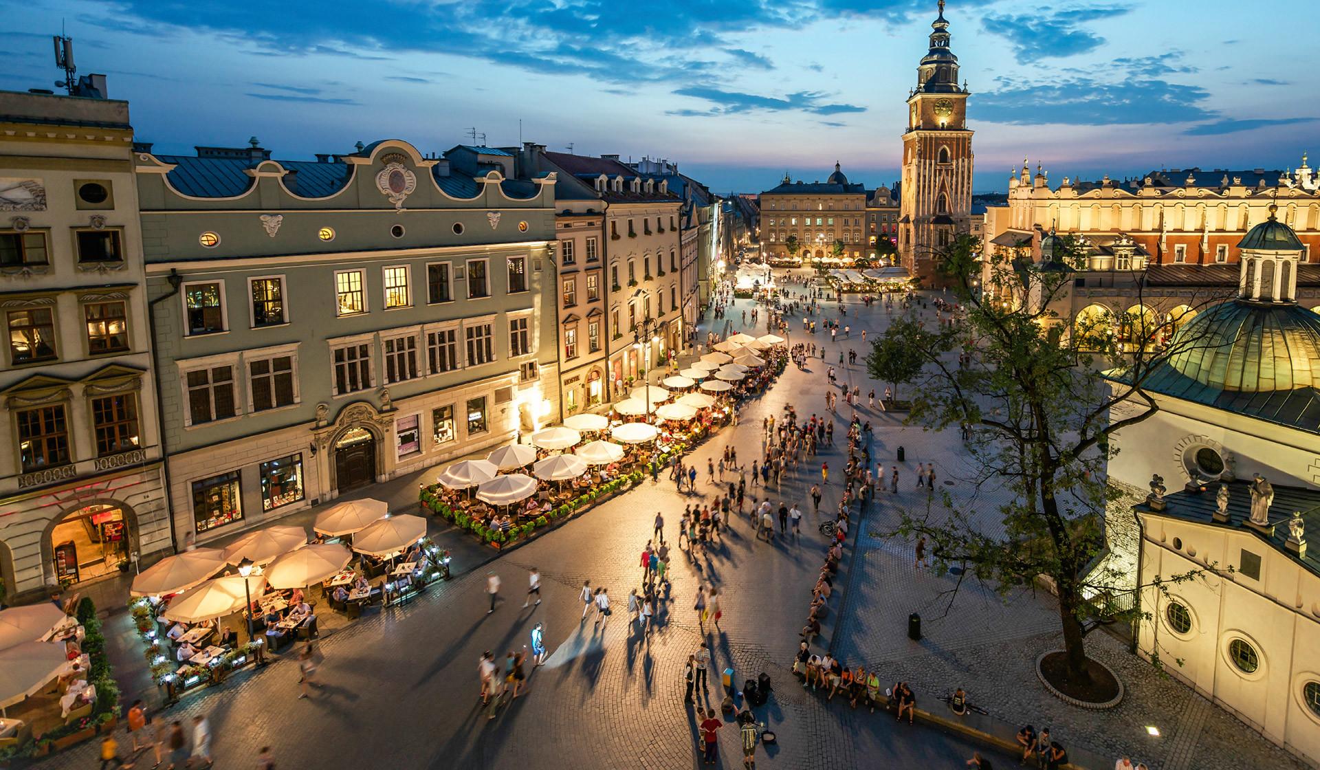 Esperienza Erasmus a Cracovia, Polonia di Ophélie