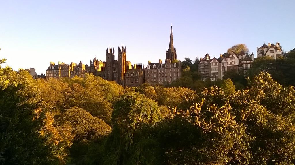 Esperienza Erasmus a Edimburgo (Regno Unito), di Esther