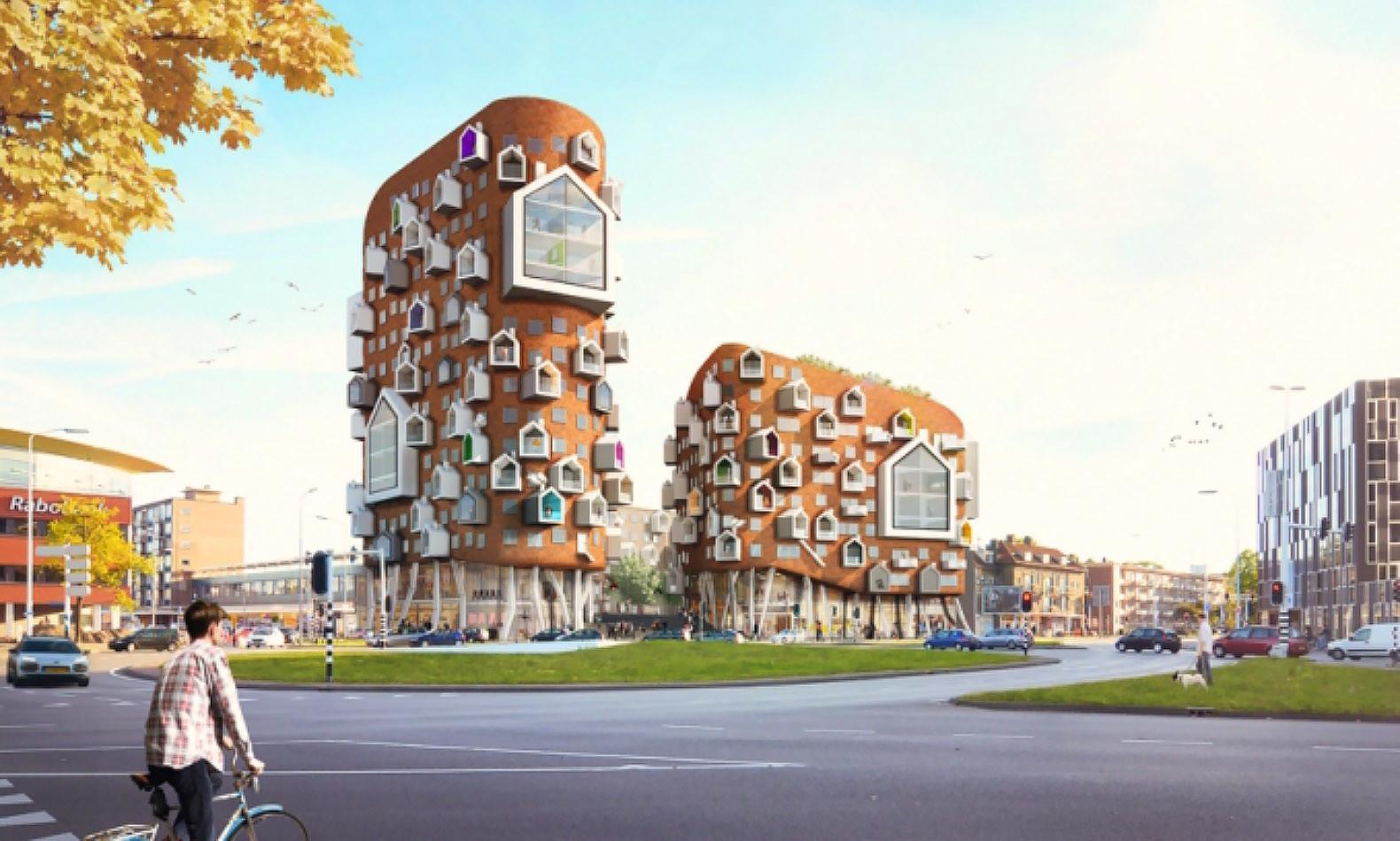 Best Buildings To See In Amsterdam