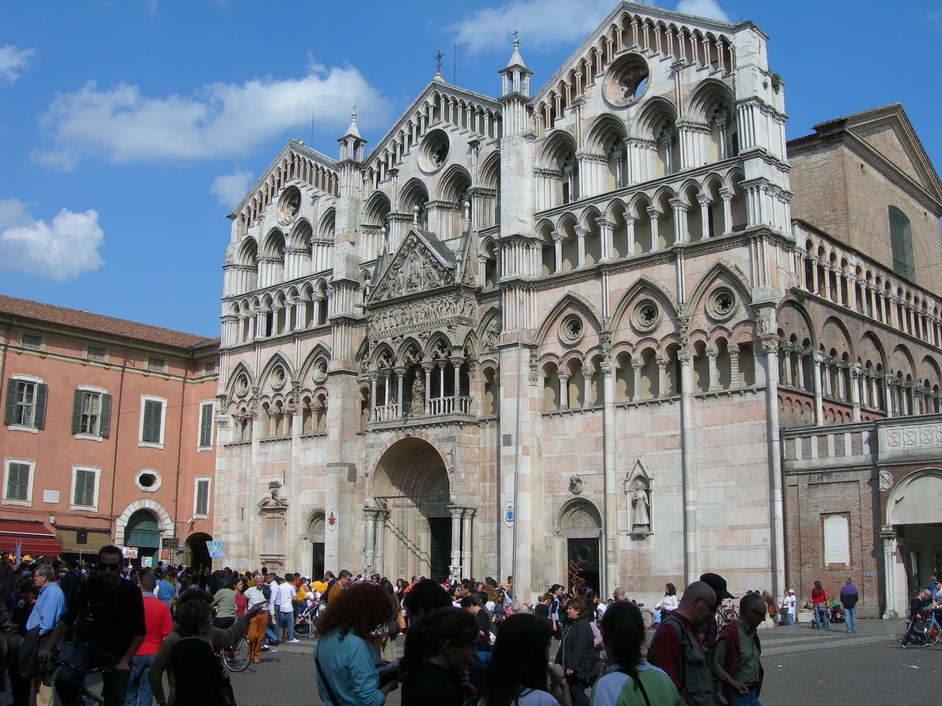Esperienza Erasmus a Ferrara, Italia di José Antonio