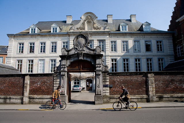 Esperienza Erasmus a Lovanio (Belgio), di Mónica