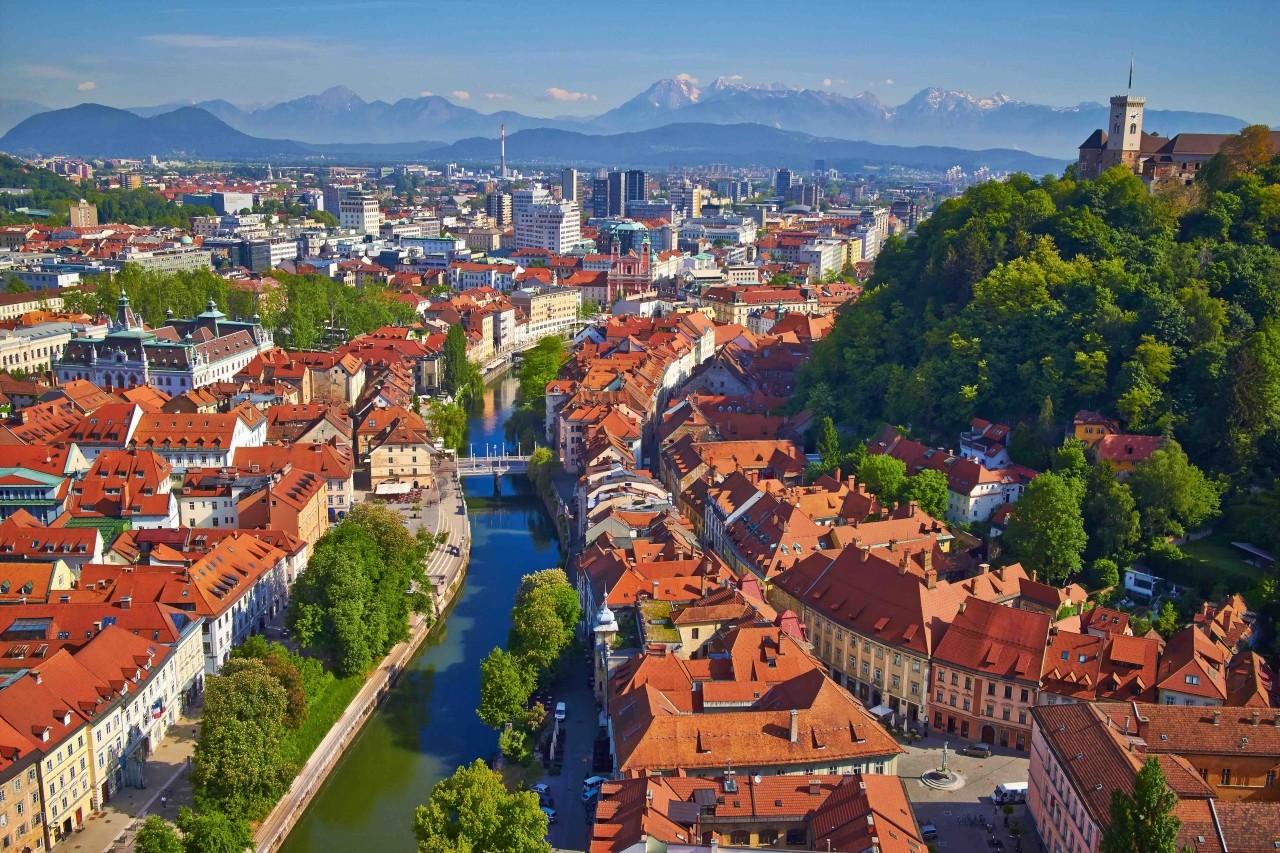 Esperienza Erasmus a Lubiana, Slovenia, di Daniela