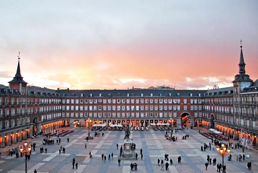 Percorso Madrid - Toledo - distanza, durata e costi ...
