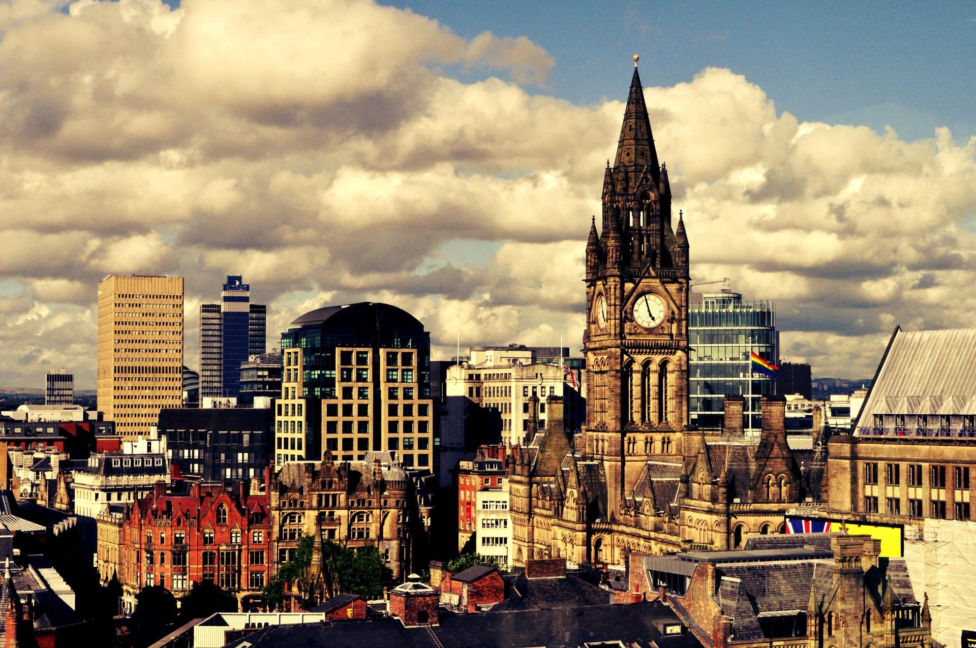 Esperienza Erasmus a Manchester, Regno Unito