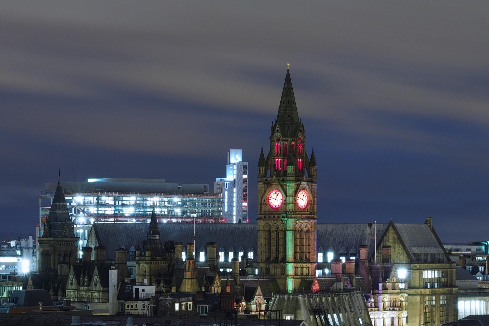 Esperienza Erasmus a Manchester, Regno Unito di Lorena