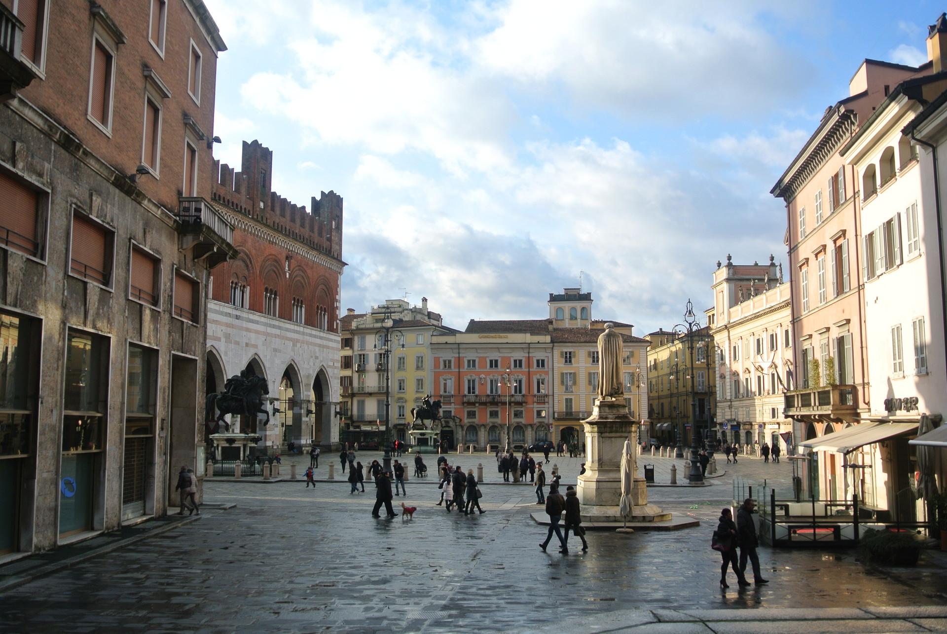 Esperienza Erasmus a Piacenza, Italia di Isabelle