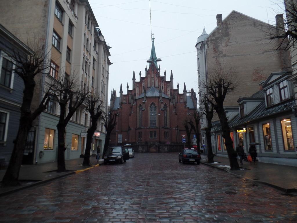 Esperienza Erasmus a Riga, Lettonia di Leonor
