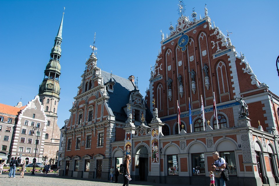 Esperienza Erasmus a Riga (Lettonia), di Saray