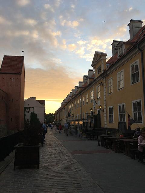 Esperienza Erasmus a Riga, Lettonia