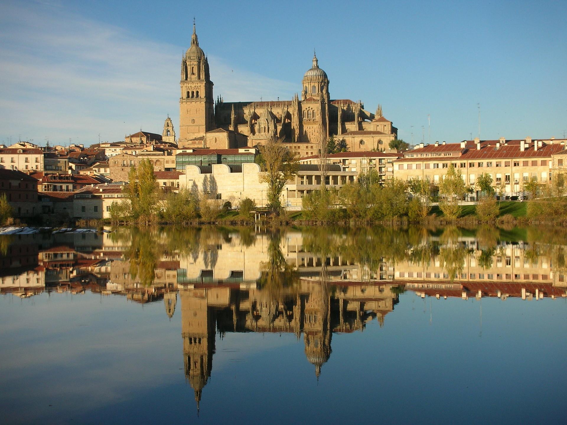 Esperienza Erasmus a Salamanca, Spagna