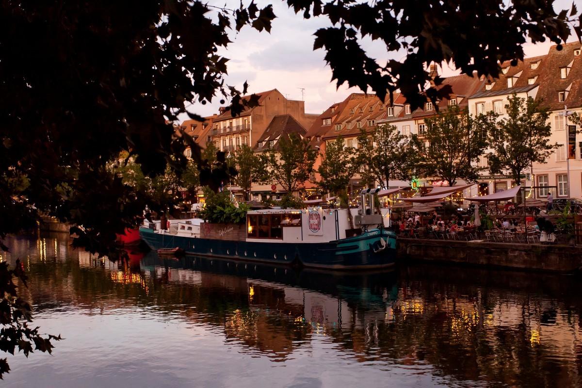 Esperienza Erasmus a Strasburgo (Francia) di Yonaisy