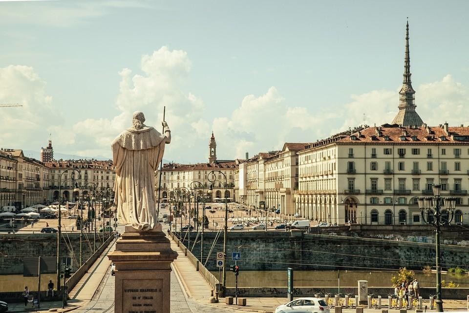 Esperienza Erasmus a Torino, Italia di Del