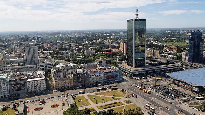 Esperienza Erasmus a Varsavia (Polonia)