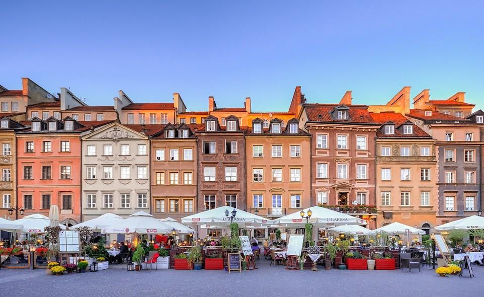 Esperienza Erasmus a Varsavia (Polonia), di Gabriela