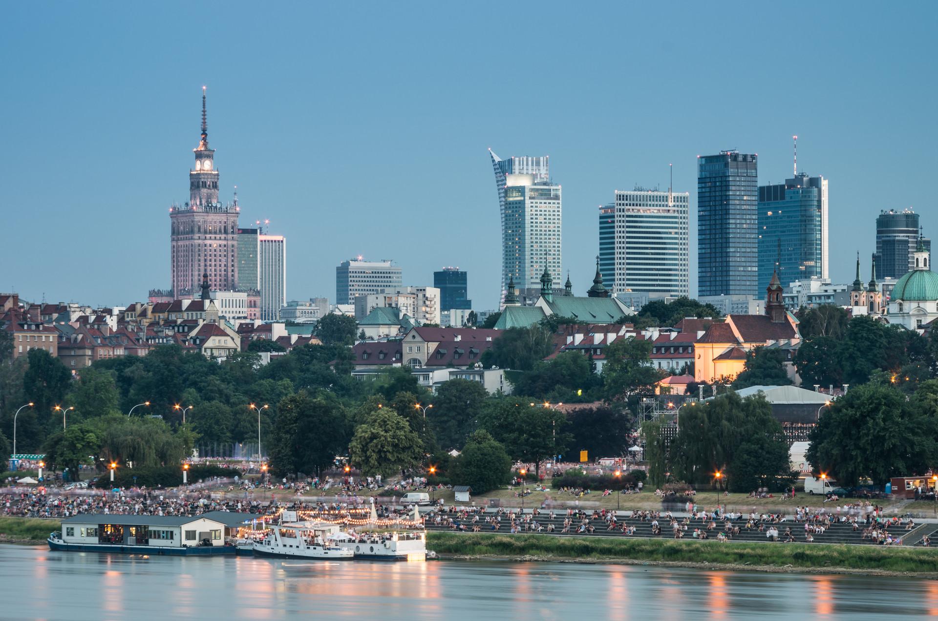 Esperienza Erasmus a Varsavia (Polonia), di Marion