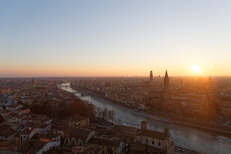 Esperienza Erasmus a Verona