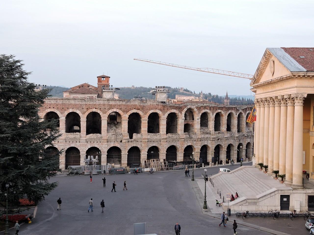 Esperienza Erasmus a Verona (Italia), di Alejandro