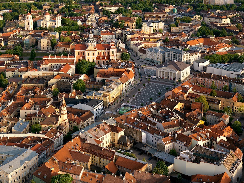 Esperienza Erasmus a Vilnius, in Lituania
