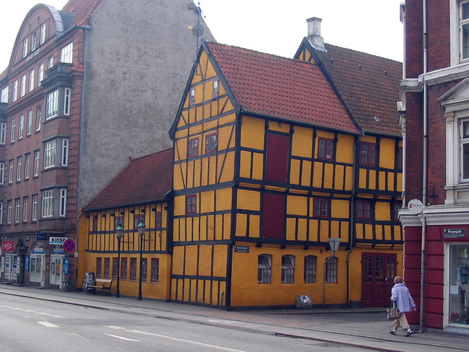 Esperienza Erasmus ad Aalborg (Danimarca), di Pablo