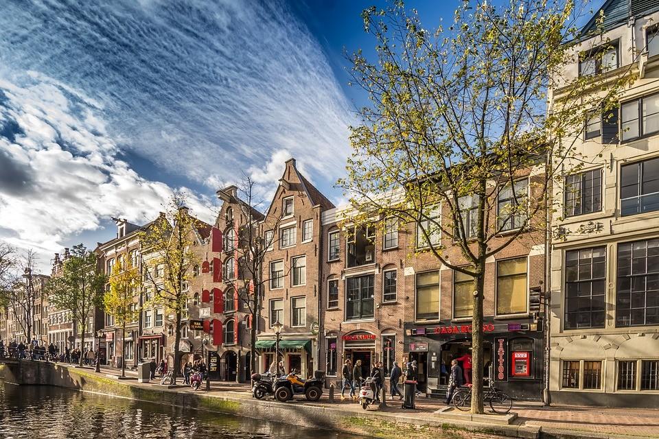 Esperienza Erasmus ad Amsterdam, Paesi Bassi, di Mana
