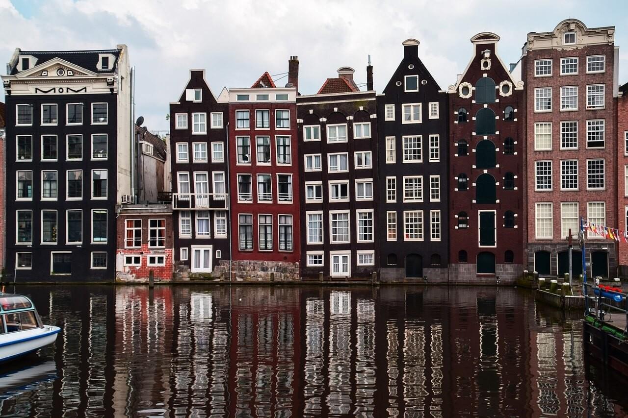 Esperienza Erasmus ad Amsterdam, Paesi Bassi di Israel ...